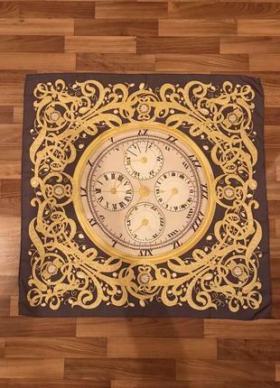 Платок часы
