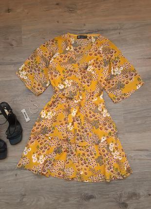 Платье в принт. плаття в принт