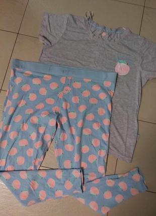 Хлопковая пижамка 18-20 размера