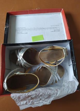 Танцевальные туфли( туфли для танцев)