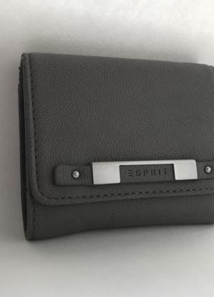Esprit! германия! стильный новый кошелёк в подарок
