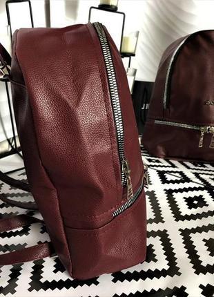 Аккуратный вместительный городской рюкзак в стиле корс. распродажа