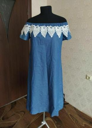 Шикарное новое платье 48-50 размер