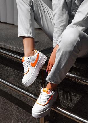 🌸 женские кроссовки nike air force shadow