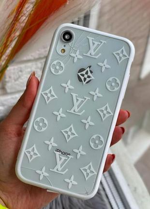 Чехол с принтом для iphone