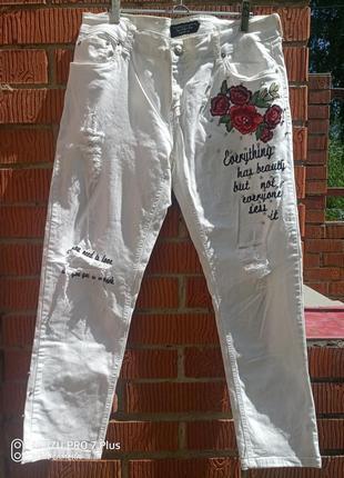 Летние джинсы, брюки estero ragazza италия