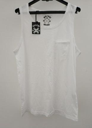 Майка футболка vailent европа оригинал бренд фирменная