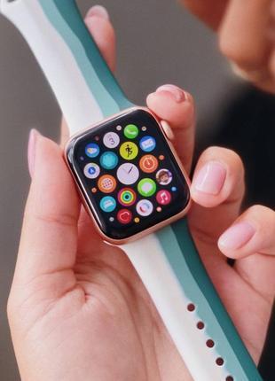 Ремешок apple watch rainbow 38mm 40mm