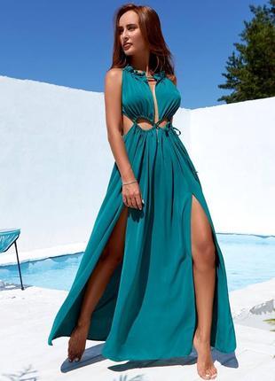 Шикарное нарядное вечернее платье 👗 отличное качество