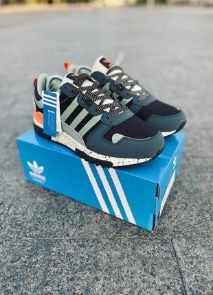 Кроссовки adidas zx 700 мужские кьжаные кроссовки, чоловічі кросівки