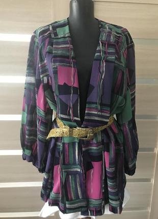 Летний пиджачок винтаж