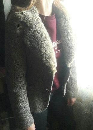 Крутейшее пальто-пиджак h&m