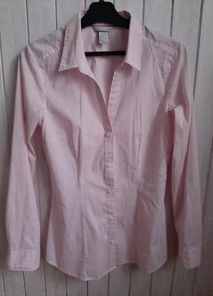 Ніжна жіноча сорочка від h&m p 38