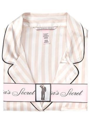 Сатиновая пижама victoria's secret