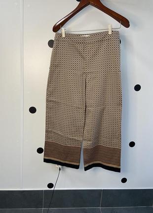 Широкие брюки, кюлоты