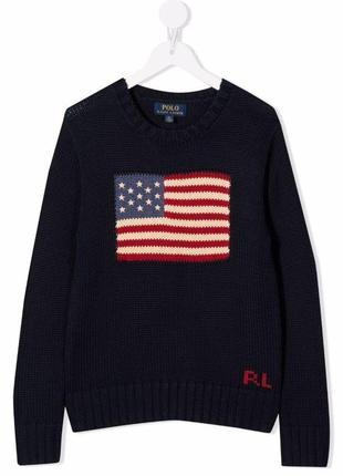 Детский свитер polo ralph lauren