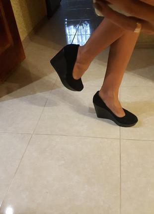 Стильные и удобные туфли