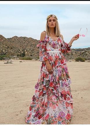 Мерцающие платье   needle & thread