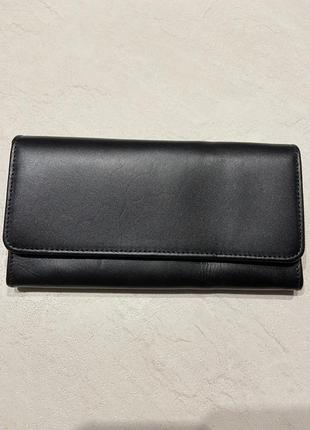 Кожаный кошелёк, портмоне john lewis!