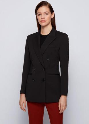 Paoloni шерстяной блейзер пиджак италия