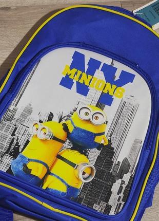 Рюкзак minions 😍