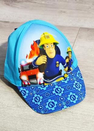 Кепка пожарник сем 🔥