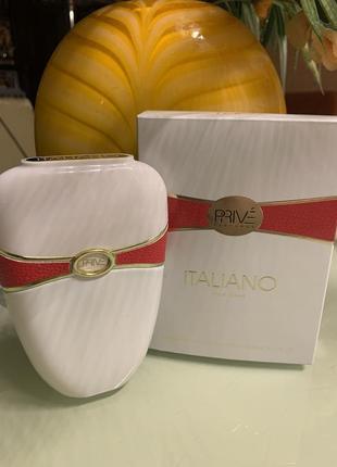 Парфумована вода для жінок prive parfums italiano 80 ml