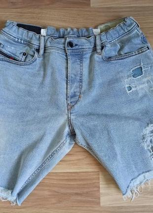 W 33,34,36 diesel, оригинал, джинсовае шорты.