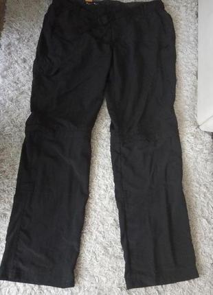 Штаны для прогулок, треккинга, капри, шоры, karrimor aspen