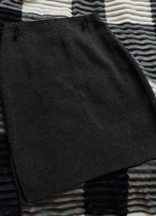 Классическая юбка мини