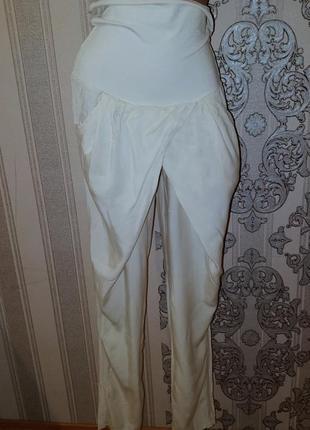 Женские летние штаны брюки для беременных бренд rina scrimento
