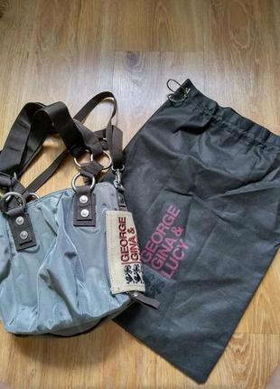 George gina &lucy новая фирменная сумка