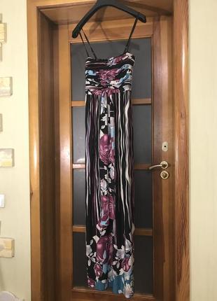 Отличное платье для создания стильного образа,  вискоза+эластан