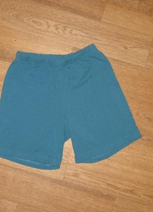 Шорты на 10 лет*трикотажные шорты