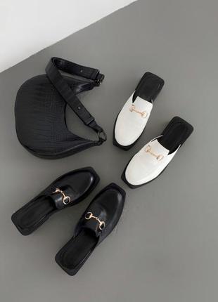 Тренд 2021 раскошные туфли мюли