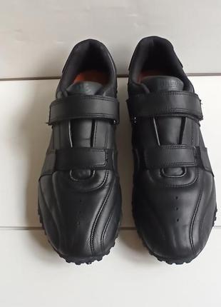 Кожаные кроссовки lonsdale р.43