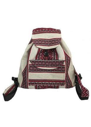 Новый с биркой рюкзак вышитый вышиванка