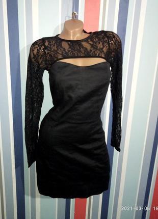 Распродажа !!! женское нарядное коттоновое платье бренд asos