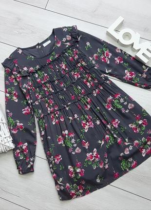 Платье next вискоза для девочки