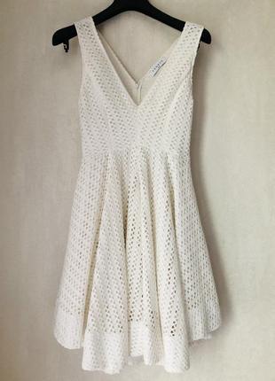 Платье бренда sandro paris!