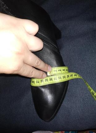 Кожаные ботинки (деми) р.40-41 кожа!9 фото