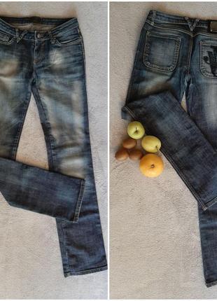 Женские джинсы со стразами,стильные джинсы,стразы