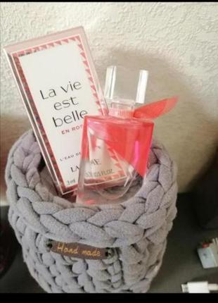 🌹 духи оригинал lancome la vie est belle