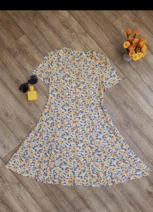 Шикарное легкое платье 🌸❤️🌸