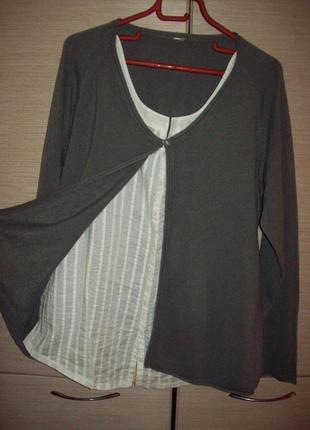 Блуза,кофта,кардиган