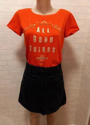 Женская футболка 44 размер с-м