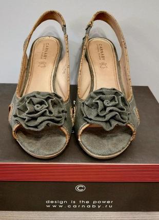 Carnaby туфли,боссоножки carnaby