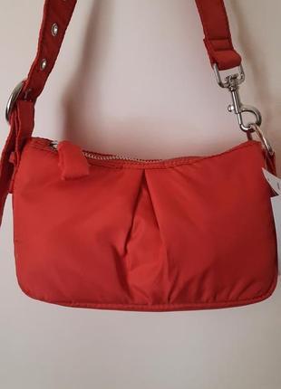 Спортивная текстильная сумка topshop