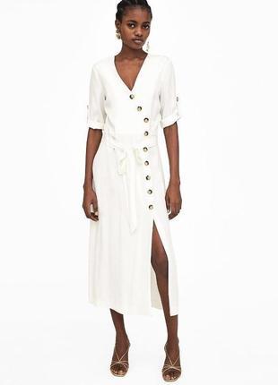 Актуальна сукня міді zara