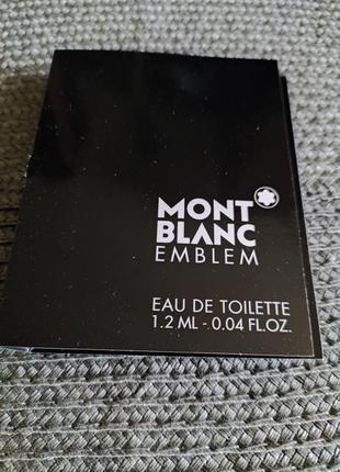 Montblanc emblem, оригинал!!!